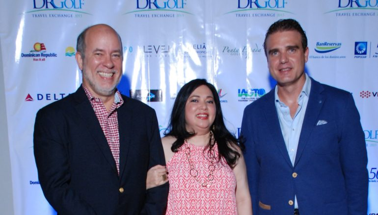Inauguran segunda edición del DR Golf Travel Exchange 2015